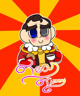 King's Tea Time 2 by Ask-PrincessofKeys