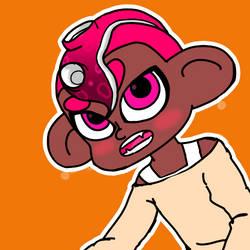 Octoling Karebu by Ask-PrincessofKeys