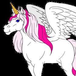 UniPegasus by Ask-PrincessofKeys