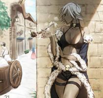 RO Stalker by shishiilol