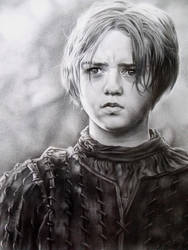 Arya Stark by alexia034