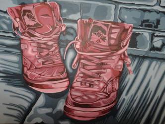 Liquid Shoes by daisy-01