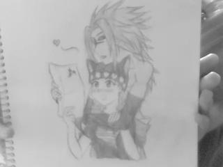 sasuke and me by sharuinesasuke