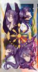 Four Fates by Narumo
