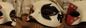 Masquerade Mask by geekypnai