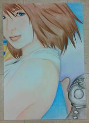 Yuna by geekypnai