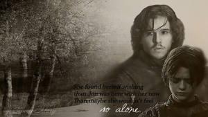 So alone... by BloodyMary-NINA