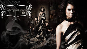 the Vampire Diaries by BloodyMary-NINA