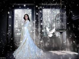 Snow room by BloodyMary-NINA
