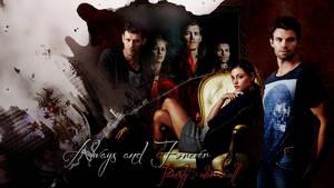 Family Above All by BloodyMary-NINA