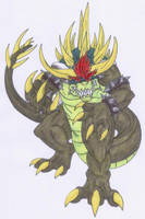 Giga Bowser wants to eat you by Scatha-the-Worm