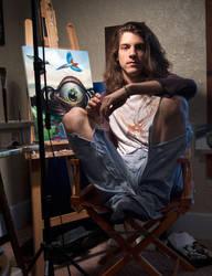 Aaron Bolton by HisHalfElf