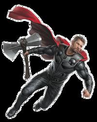 Endgame - Thor (2) by sidewinder16