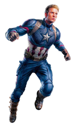 Endgame - Captain America (2) by sidewinder16