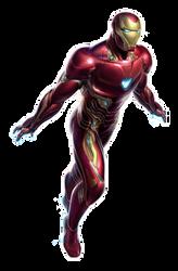 Endgame - Iron Man (1) by sidewinder16