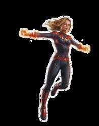 Endgame - Captain Marvel (1) by sidewinder16