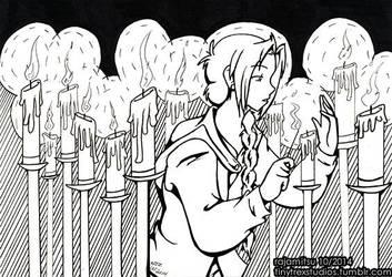 Candles by rajamitsu