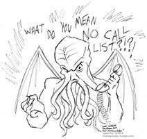 Call of C'Thursday by rajamitsu