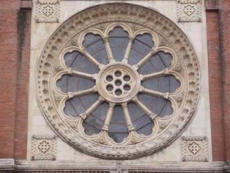 Gothic window by dreamlikestock
