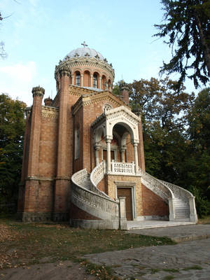 Gothic chapel 14 by dreamlikestock
