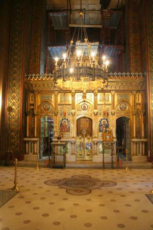 ortodox church interior 5 by dreamlikestock