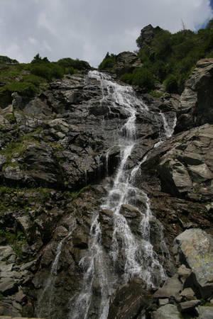 waterfall 4 by dreamlikestock