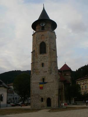 clock tower by dreamlikestock