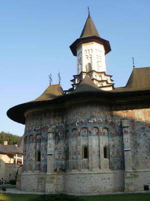 ortodox monastery 2 by dreamlikestock