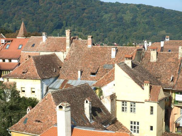 rooftops 2 by dreamlikestock