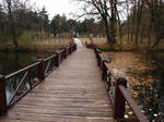 wooden bridge 5 by dreamlikestock