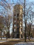 fantasy tower 13 by dreamlikestock