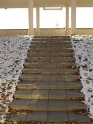 stairs 01 by dreamlikestock