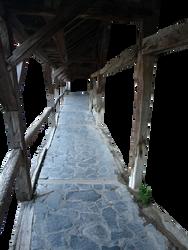 old passage precut by dreamlikestock