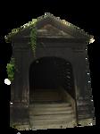 wooden entrance png by dreamlikestock