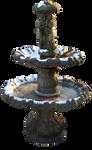 fountain by dreamlikestock