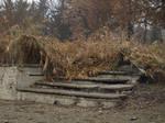 abandoned stairs by dreamlikestock