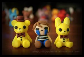 Five Nights At Freddy's 4 by HappyMach
