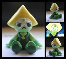 Custom Peridot Figure (Steven Universe) by HappyMach