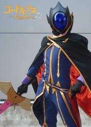 Code Geass - Mask of Zero. by Dreus76