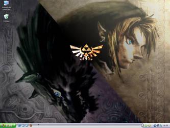 Zelda TP - Wallpaper by Dreus76