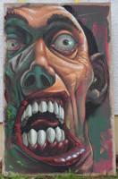 Zombie by UweArnold