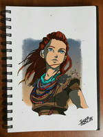 Aloy by SuperG0blin