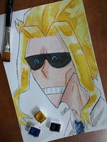 All might by SuperG0blin