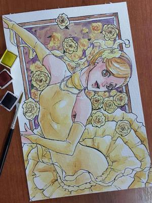 Flower by SuperG0blin