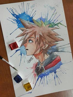 Sora by SuperG0blin