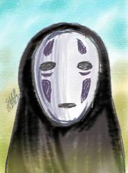 No Face by SuperG0blin