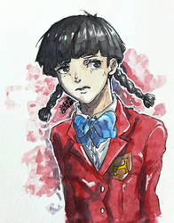 Mob girl uniform by SuperG0blin