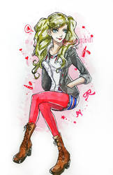 Ann by SuperG0blin