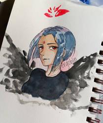 Raven by SuperG0blin