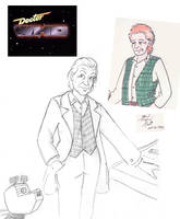A 'New'  8th Doctor by Gorpo